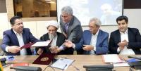 اتاق ایران و جهاد کشاورزی موافقتنامه صدور گواهی حلال امضا کردند