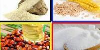 کاهش قیمت روغن و شکر در بازار جهانی